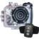 Intova HD2 Marine Grade HD Video Action Camera Camcorder with Video Light