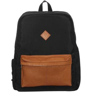 Jill-E 15 inch Just Dupont Laptop Backpack Case - Black-Brown -