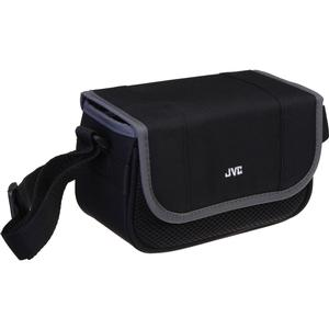 JVC CBV1008 Camcorder Bag-Case - Black -