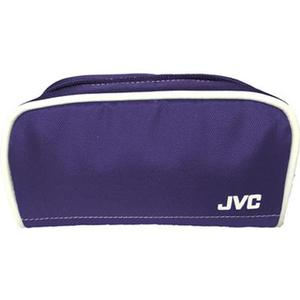 JVC CBV2008 Camcorder Bag-Case - Purple -