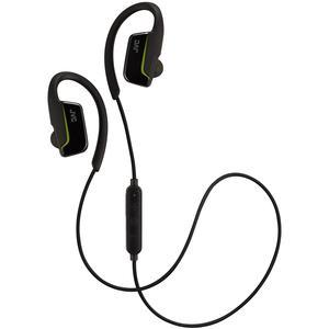 JVC HA-EC30BT Sports Inner Ear Wireless Bluetooth Headphones with Remote and Mic - Black -