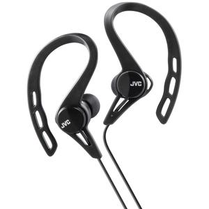 JVC HA-ECX20 Inner Ear Headphones - Black -
