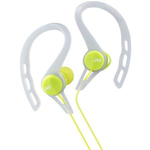 JVC HA-ECX20 Inner Ear Headphones - Green -