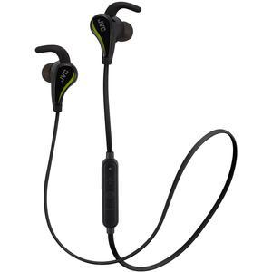 JVC HA-ET50BT Sports Inner Ear Wireless Bluetooth Headphones with Remote and Mic - Black -