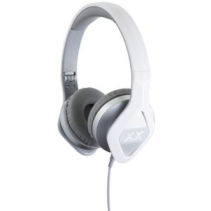 JVC HA-SR100X XX Elation Series On-Ear Headphones with Remote and Mic - Silver -