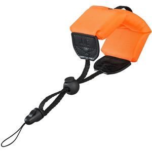 JVC WA-FL001 Floating Strap for HD Action Camera (Orange)