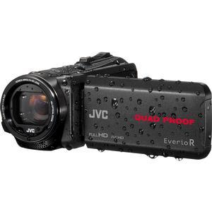JVC Everio GZ-R440 Quad Proof Full HD Digital Video Camera Camcorder - Black -