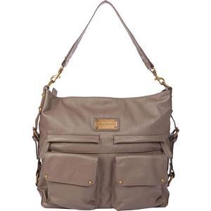 Kelly Moore 2 Sues Camera/Tablet Bag with Shoulder & Messenger Strap (Grey) includes Removable Padded Basket