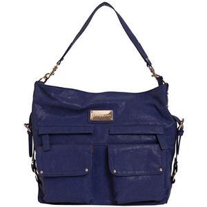 Kelly Moore 2 Sues Camera/Tablet Bag with Shoulder & Messenger Strap (Indigo)