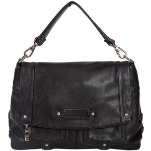 Kelly Moore Songbird Camera/Tablet Bag with Shoulder & Messenger Strap (Raven Black) Includes Removable Padded Basket