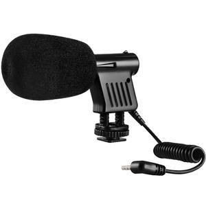 Kodak MIC-204 Mini Zoom Video Camcorder-Camera Shotgun Microphone with Bracket