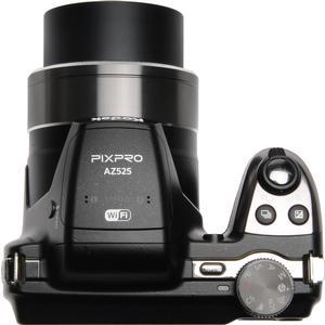 kodak pixpro az525 astro 52x zoom wi fi hd digital camera new usa ebay. Black Bedroom Furniture Sets. Home Design Ideas
