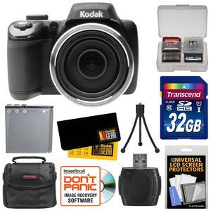 kodak pixpro az525 astro 52x zoom wi fi hd digital camera kit new usa ebay. Black Bedroom Furniture Sets. Home Design Ideas