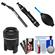 Lenspen SensorKlear II Pen with Loupe Cleaning System for Digital SLR Camera Sensors with Cleaning Kit