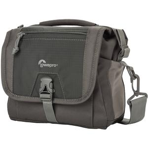 Lowepro Nova Sport 7L AW Digital SLR Camera Bag/Case (Slate Grey)
