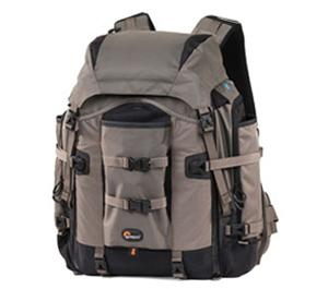 Lowepro Pro Trekker 600 AW Digital SLR Camera Backpack Case (Black/Mica)