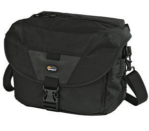 Lowepro Stealth Reporter D300 AW Digital SLR Camera Bag/Case (Black)