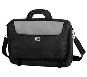 "Lowepro Transit Briefcase L 15.4"" Notebook/Laptop Computer Case (Black)"