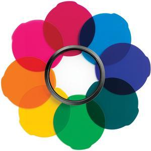 Manfrotto Lumimuse Multicolor Filter Kit