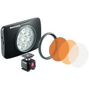 Manfrotto Lumimuse 8 On-Camera LED Video Light