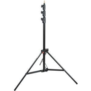 Manfrotto 1004BAC Aluminum Master 4-Section Light Stand - Black -