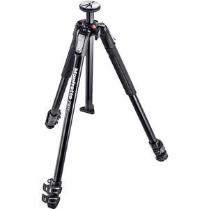 Manfrotto 190X 3-Section Aluminum Tripod