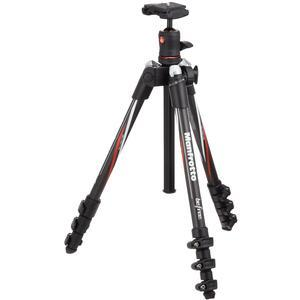 Manfrotto BeFree 55.9 inch Carbon Fiber Tripod with Ball Head and Case