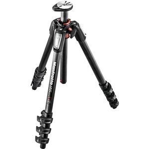 Manfrotto 055 Series 67 inch 4-Section Carbon Fiber Tripod