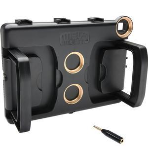 Melamount MM-IPAD PRO 9.7 Video Stabilizer Pro Multimedia Rig for Apple iPad PRO 9.7
