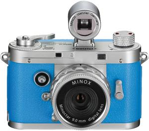 Minox DCC 5.1 Classic Digital Camera (Blue) at Sears.com