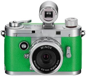 Minox DCC 5.1 Classic Digital Camera (Green) at Sears.com