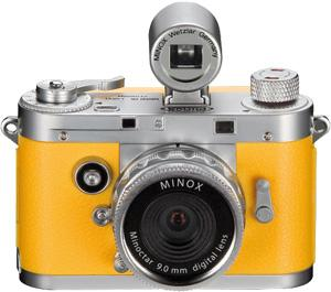 Minox DCC 5.1 Classic Digital Camera (Orange) at Sears.com