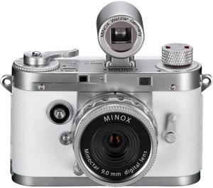 Minox DCC 5.1 Classic Digital Camera (White) at Sears.com