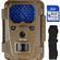 Minox DTC 650 Trail Surveillance Digital Camera with Black IR-Filter Flash (Brown)