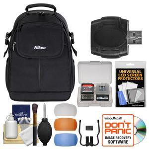 Get Nikon 17006 Compact DSLR Camera Backpack Case with Diffuser Filter Set + Kit Before Special Offer Ends