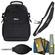 Nikon 17006 Compact DSLR Camera Backpack Case with Sling Strap + Kit
