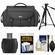 Nikon 17008 Large Pro DSLR Camera Bag with Tripod + Kit