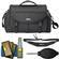 Nikon 17008 Large Pro DSLR Camera Bag with Sling Strap + Kit