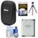 Nikon Coolpix Nylon Digital Camera Carrying Case with EN-EL19 Battery + Flex Tripod + Accessory Kit