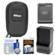Nikon Coolpix Nylon Digital Camera Carrying Case with EN-EL12 Battery & Charger + Accessory Kit