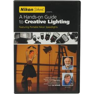 Nikon School - A Hands-on Guide to Creative Lighting DVD for Nikon Speedlight Flashes