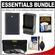 Essentials Bundle for Nikon 55-200mm f/4-5.6G VR DX AF-S ED Zoom-Nikkor Lens with EN-EL14 Battery & Charger + 3 (UV/CPL/ND8) Filters + Accessory Kit