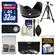 Essentials Bundle for Nikon D5300, D5500, D7100, D7200 DSLR Camera & 18-140mm VR Lens with 32GB Card + Tripod + Remote + 3 UV/CPL/ND8 Filter Kit