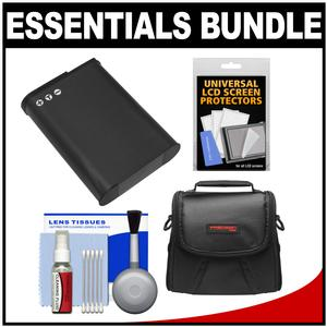Essentials Bundle for Nikon Coolpix B700 P600 P610 Digital Camera with Case and EN-EL23 Battery and Accessory Kit