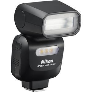 Nikon SB-500 AF Speedlight Flash and LED Video Light
