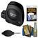 Nikon GP-1A GPS Geotag Adapter Unit + Nikon Cleaning Kit D7200, D7100, D5500, D5300, D3300, D3200, D810, D750, D610, Df, D4s