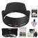 Nikon HB-32 Bayonet Lens Hood for 18-70mm, 18-135mm, 18-105mm, 18-140mm VR DX Nikkor Lens with 3 (UV/ND8/CPL) Filter Set + Accessory Kit