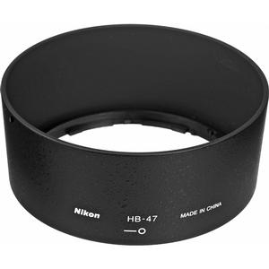 Nikon HB-47 Bayonet Lens Hood for 50mm f-1.4G and 50mm f-1.8G AF-S