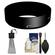 Nikon HB-N101 Bayonet Lens Hood for Nikon 1 10-30mm VR (Black) with Cleaning Kit