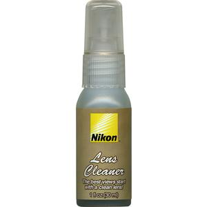 Nikon Lens Cleaner Fluid Spray Bottle - 1oz-30ml -